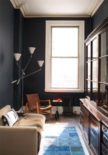 colores para habitaciones pequeñas salas