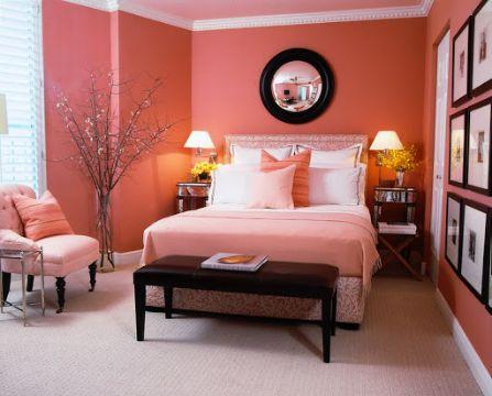 colores para pintar dormitorio calidos