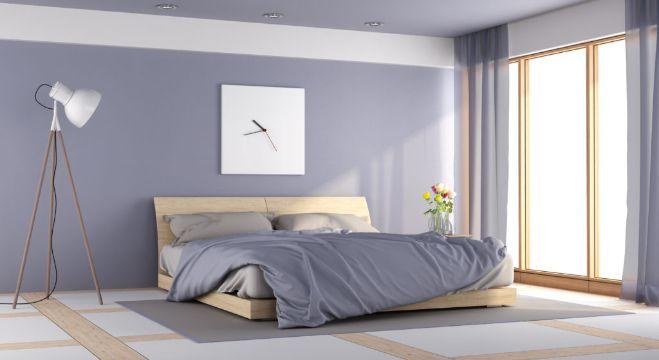 colores para pintar dormitorio lavanda