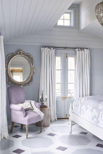 colores para pintar dormitorio tono vintage