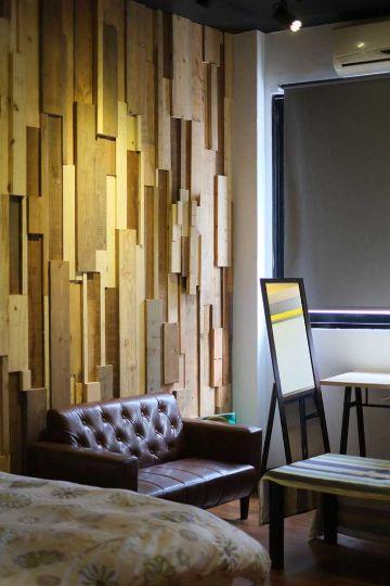 decoracion en madera para el hogar muros