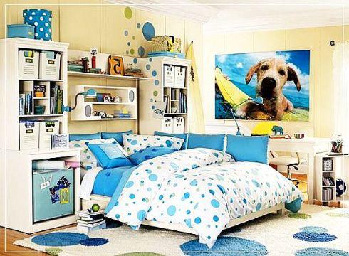 imagenes de cuartos para niñas adolescente