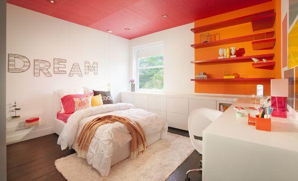 imagenes de cuartos para niñas decorados para paredes