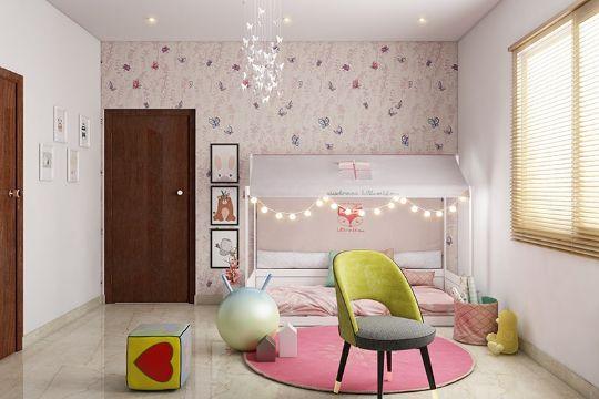 imagenes de cuartos para niñas modernas
