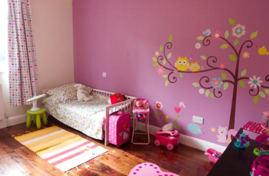 imagenes para decorar un cuarto con animalitos