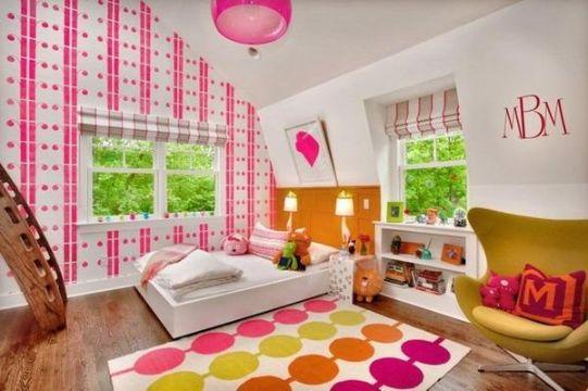 imagenes para decorar un cuarto tapices y varios colores
