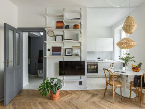 decoraciones para paredes blancas casas pequeñas