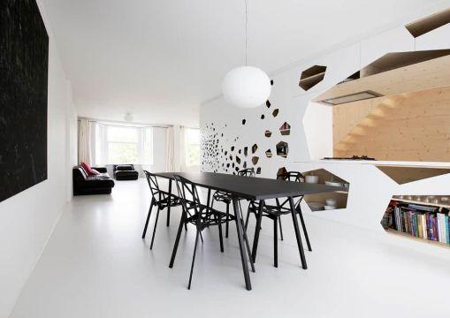 decoraciones para paredes blancas viniles