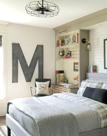 dormitorios pequeños juveniles decoraciones