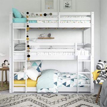 dormitorios pequeños juveniles literas