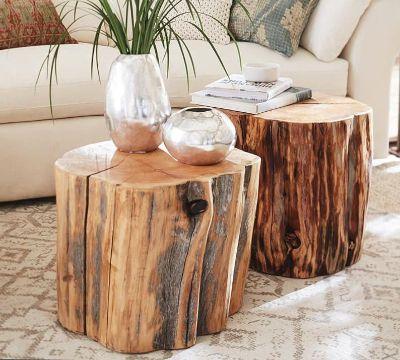 mesas de centro para sala reciclaje para rusticas