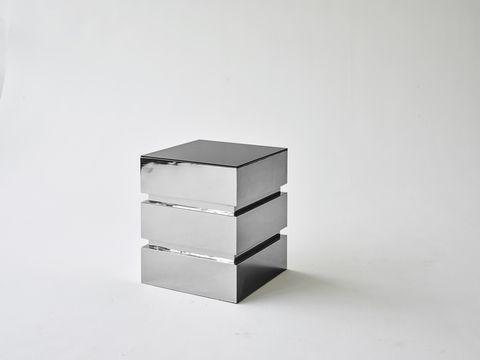 mesas de noche modernas diseños artisticos