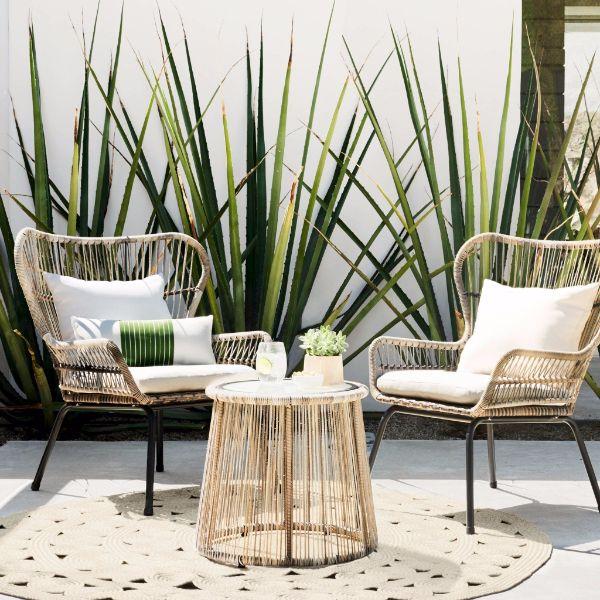 terrazas verano 2021 diseños de muebles