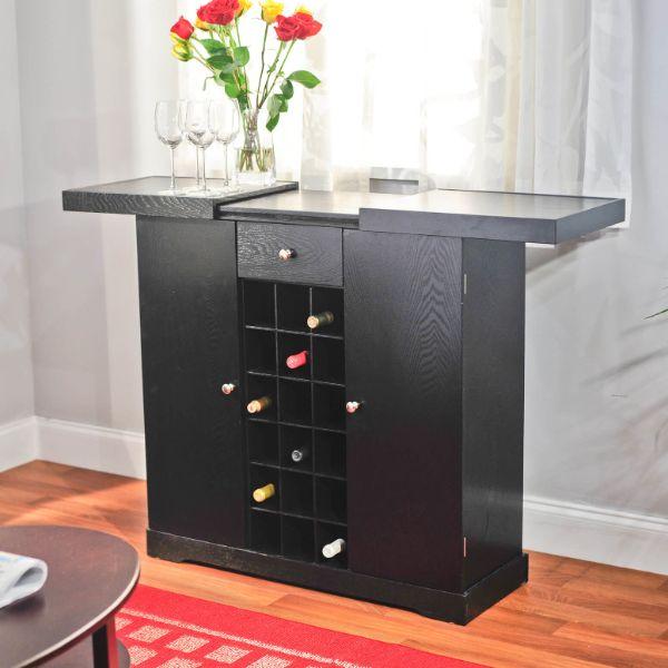 bares para casas pequeñas mueble elegante