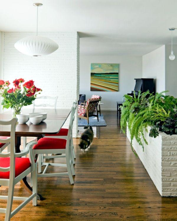 como decorar con plantas la casa macenton interior