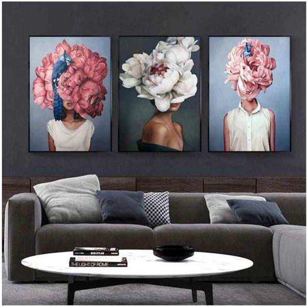 cuadros decorativos para sala geniales pinturas
