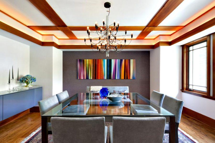 cuadros para sala comedor abstractos