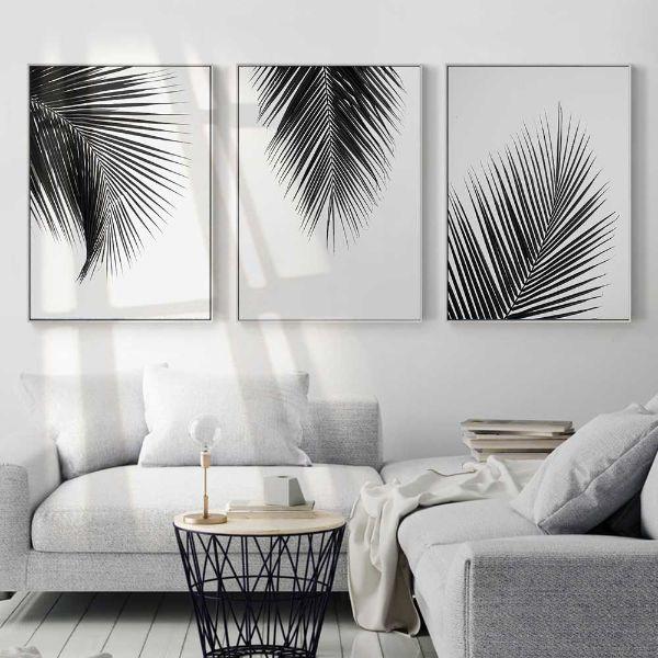 cuadros para salas modernos concepto minimalista