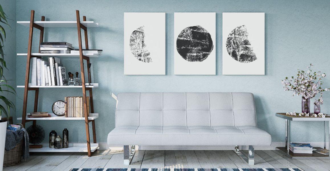 cuadros para salas modernos grabados