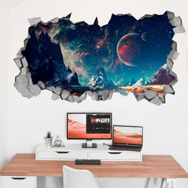 decoracion con pintura en pared asombrosos efectos