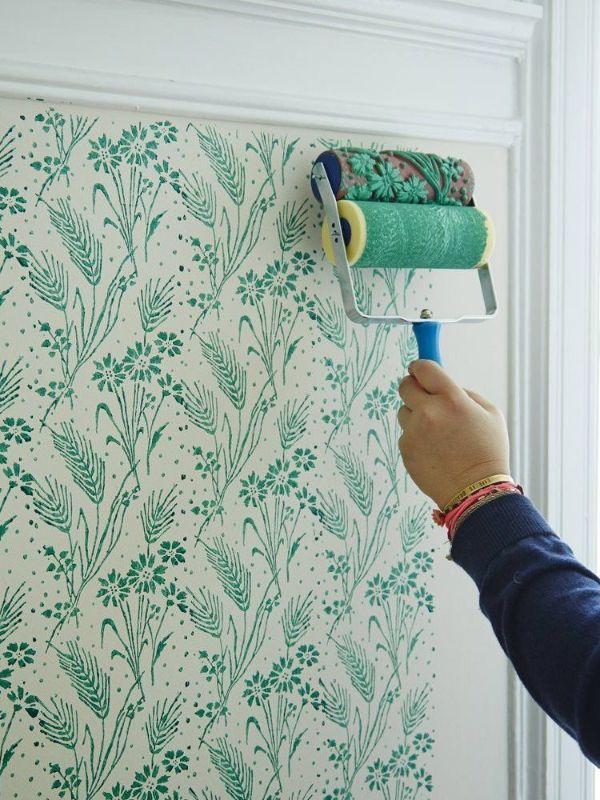 decoracion con pintura en pared trucos