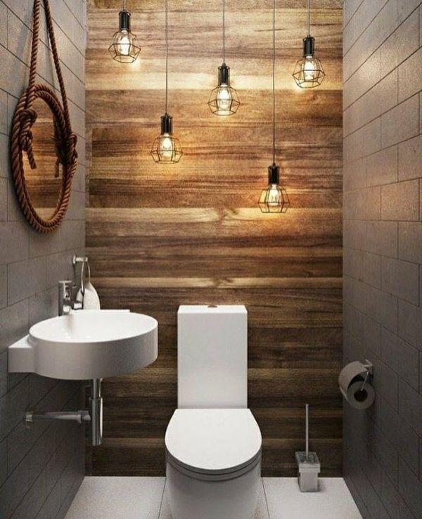 diseños de baños sencillos estilos