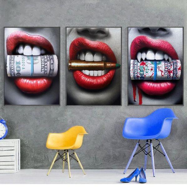 pinturas modernas para sala arte