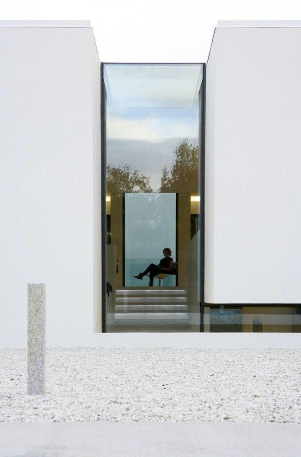 ventanas grandes en casas verticales