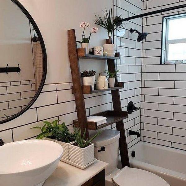 baños modernos pequeños 2020 organizacion