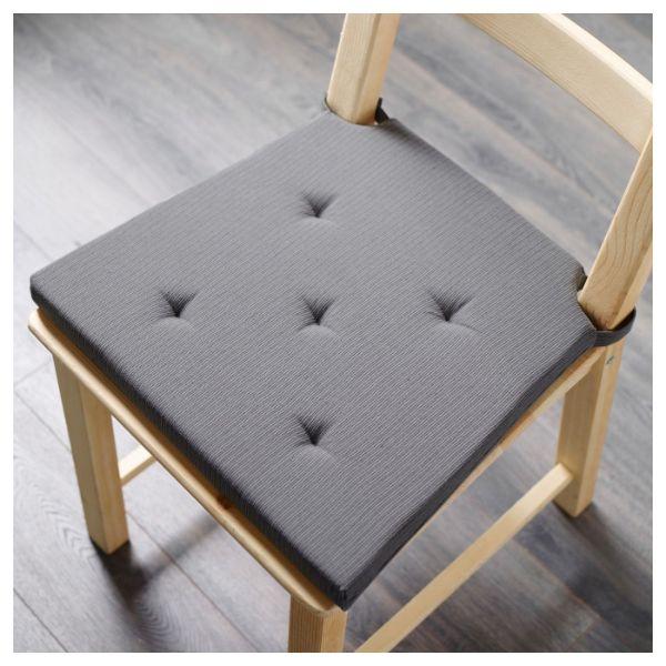 cojines para sillas de madera estilo capitone