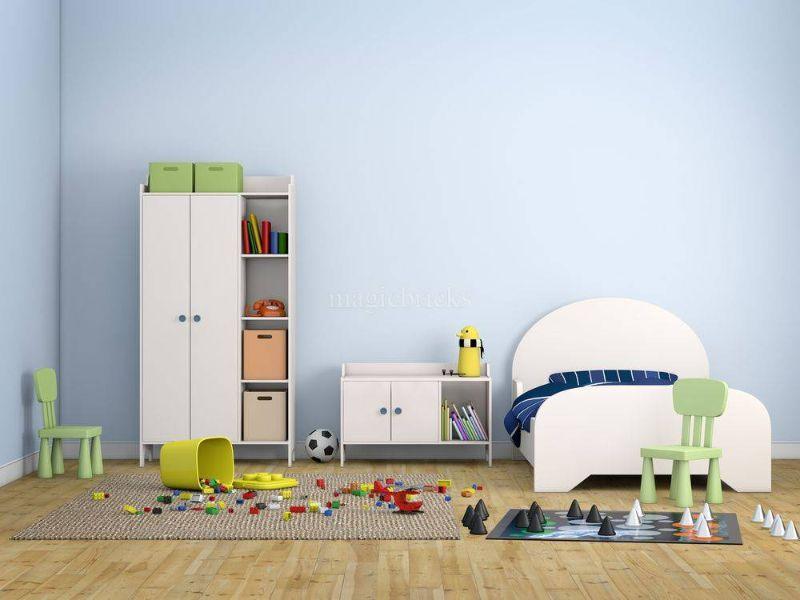 color de habitacion para niños claridad