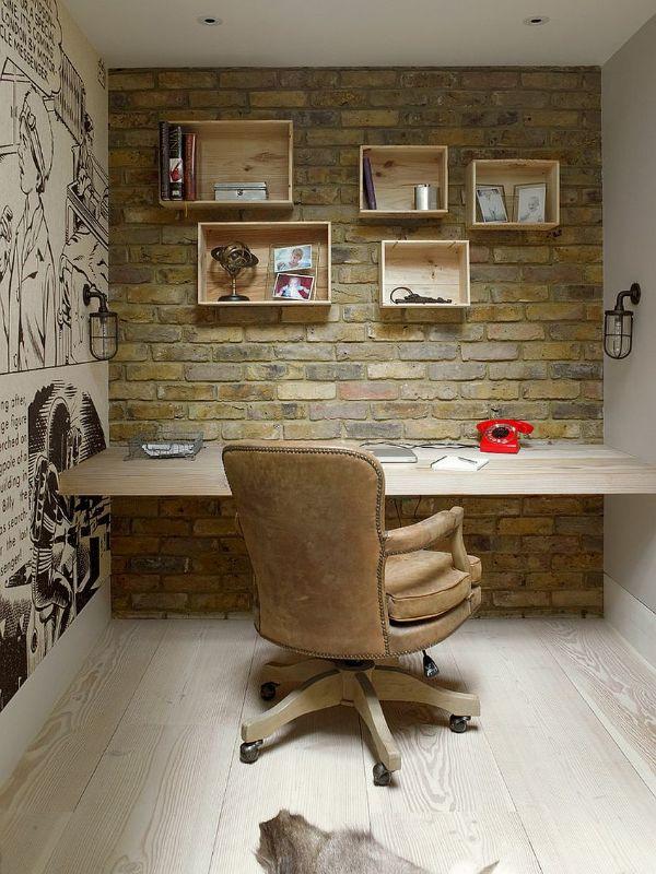 decoracion de oficinas pequeñas repisas en general
