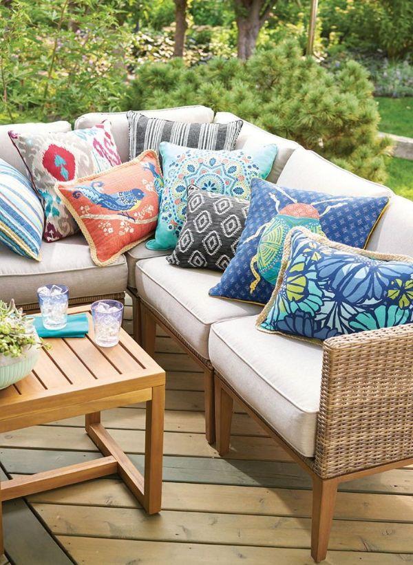 cojines para sillas de patio y sillones