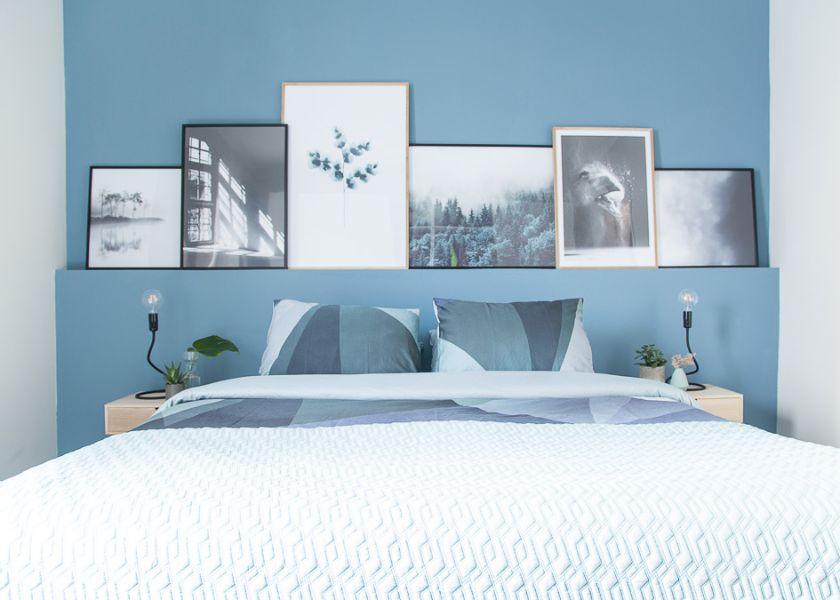 colores relajantes para dormitorios azules