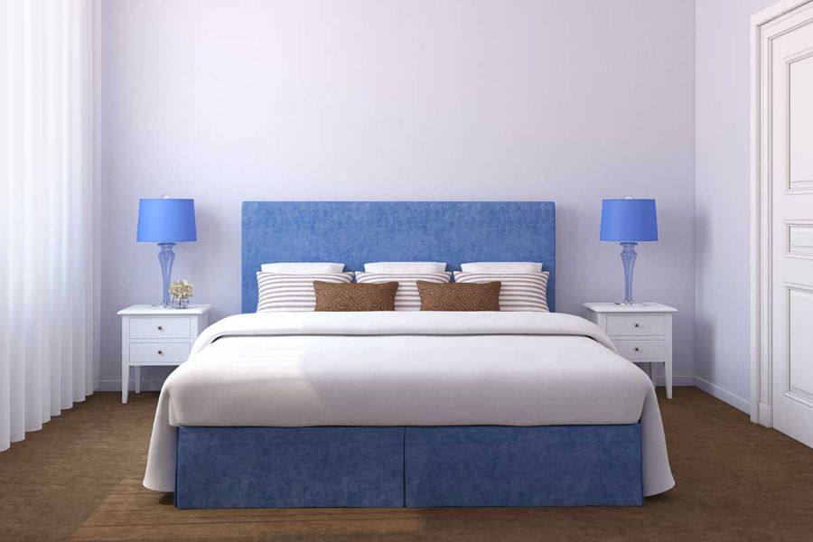 colores relajantes para dormitorios neutros