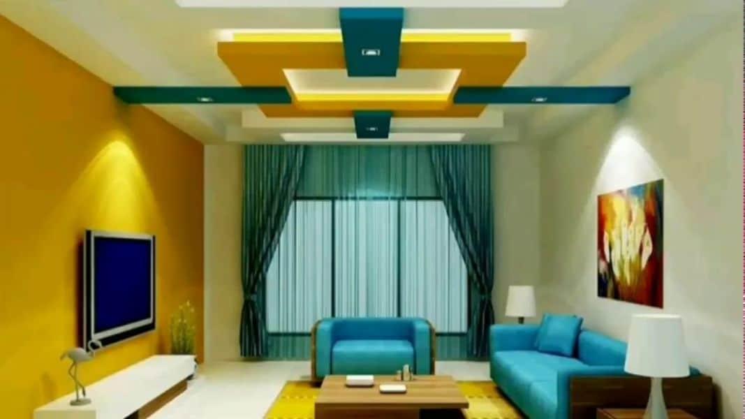 combinacion de colores para sala para lograr calidez