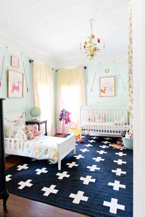 cuartos para niños pequeños adornos