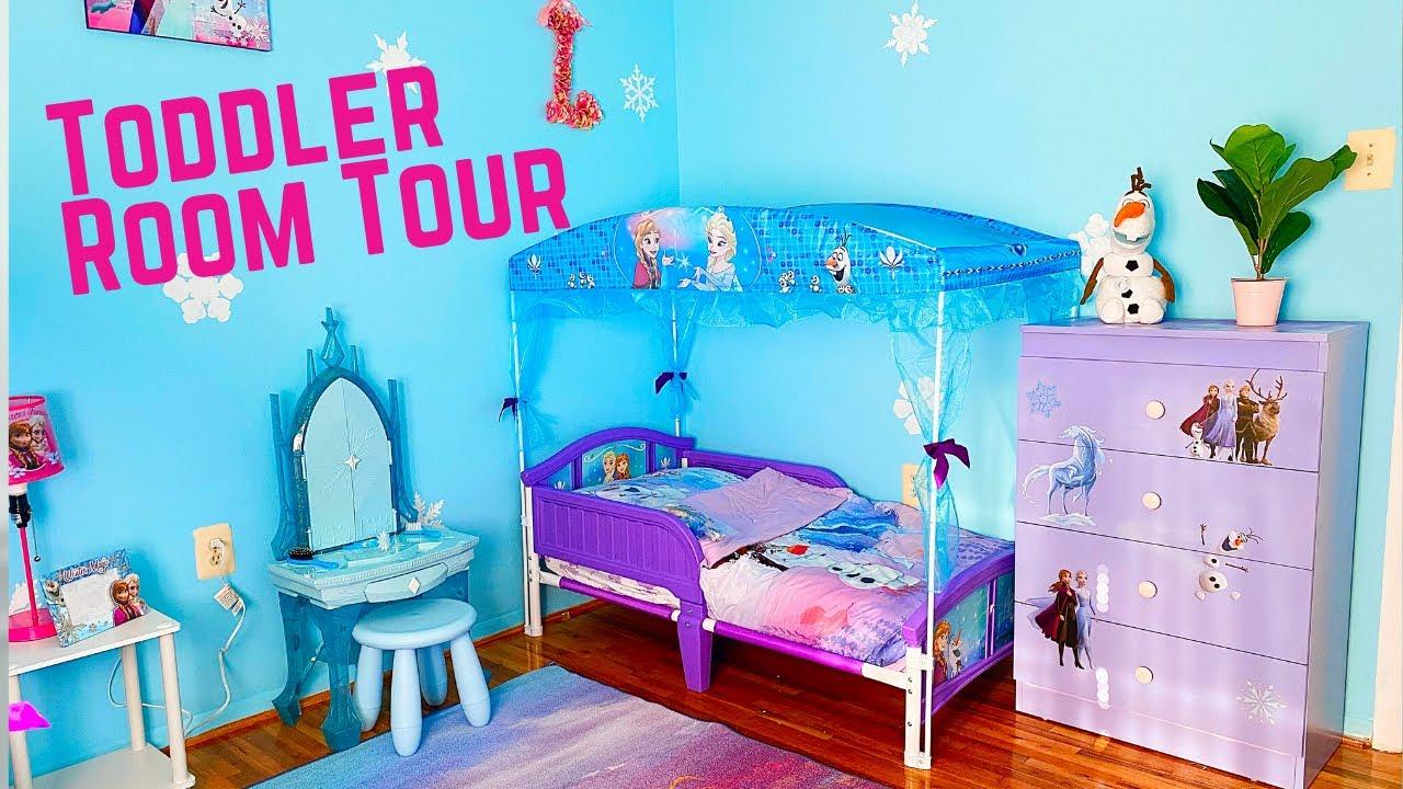 cuartos para niños pequeños basado en personajes