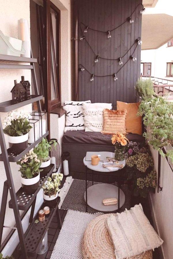 decoracion de patios pequeños organización