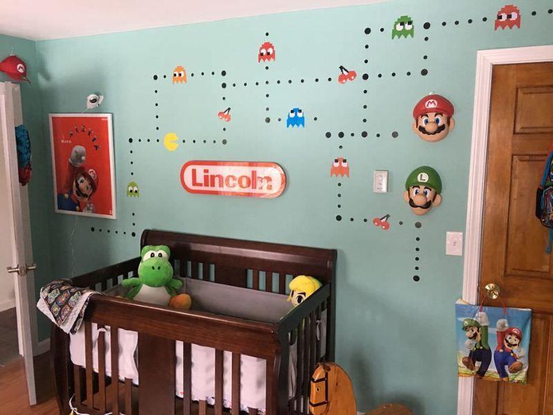 decoraciones de cuartos de bebes bajo tematicas