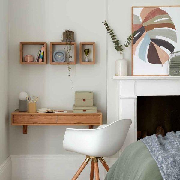 despachos pequeños en casa adaptados