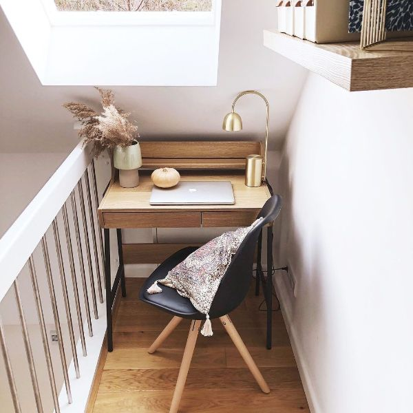despachos pequeños en casa organización