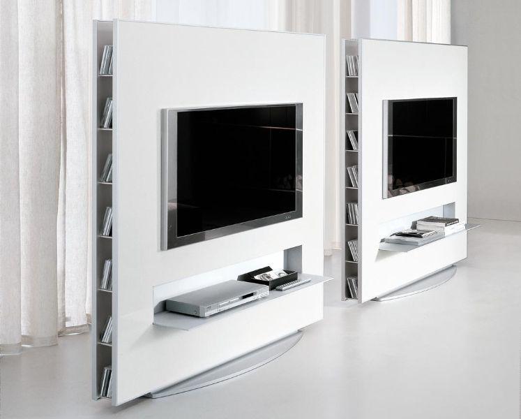 muebles modernos de televisión bloques funcionales