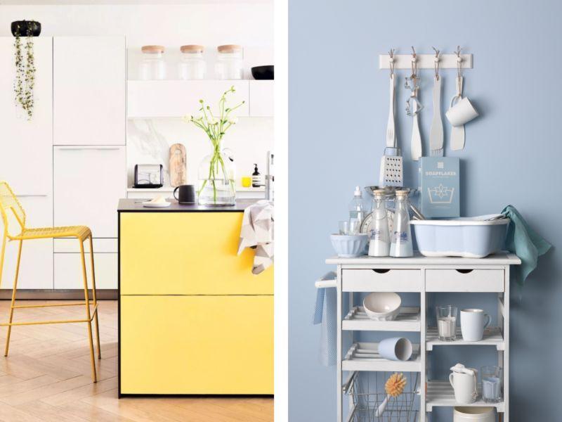 muebles para cocina en melamina ideas simples