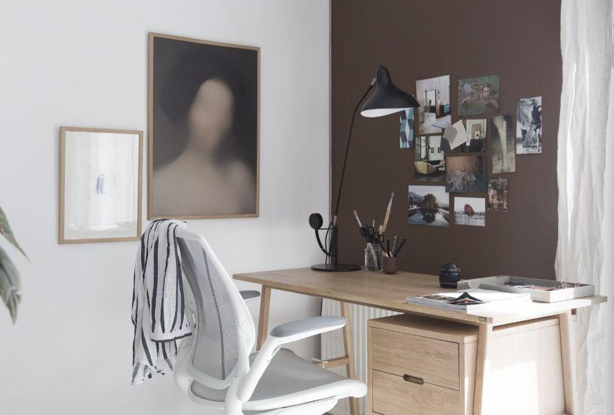 oficinas modernas en casa pequeñas