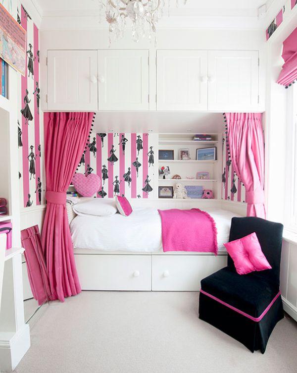 cuartos decorados para adolescentes ideas en espacios pequeños