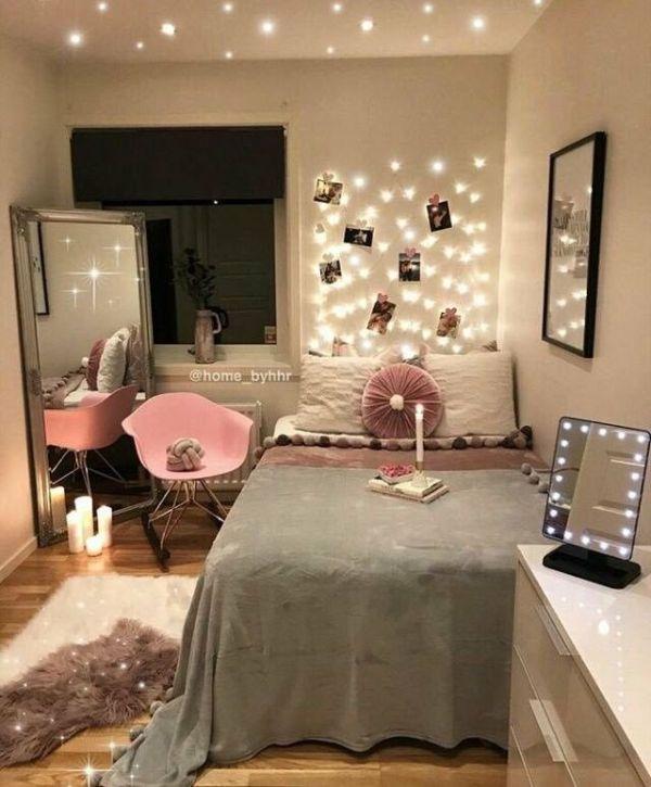 cuartos pequeños para adolescentes luminosos