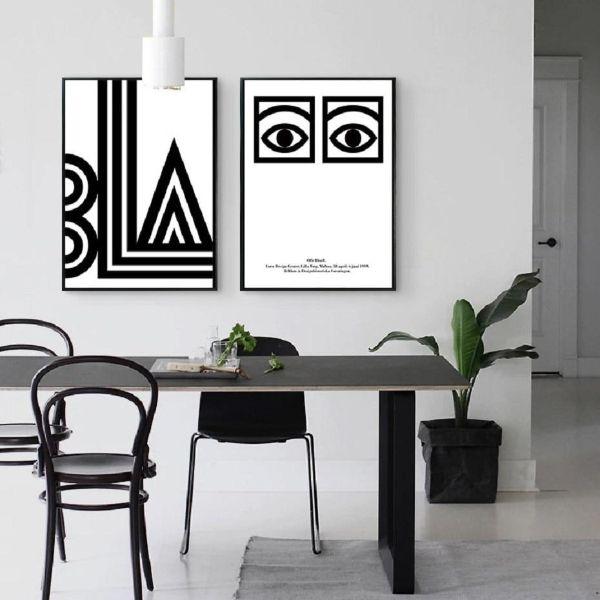 cuadros para oficinas modernas graficos