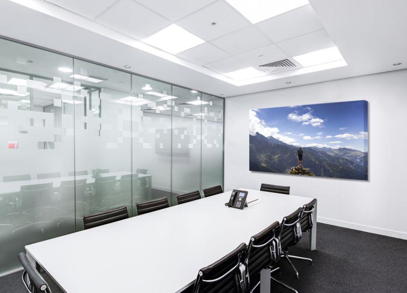 cuadros para oficinas modernas paisajes