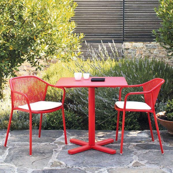 jardines en patios pequeños mobiliario